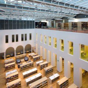 Rozbudowa imodernizacja Biblioteki Publicznej m.st. Warszawy – Biblioteki Głównej Województwa Mazowieckiego