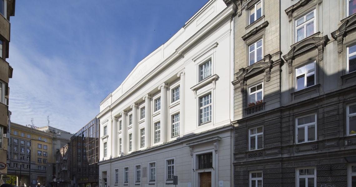 Biblioteka Publiczna m.st Warszawy, rozbudowa i modernizacja