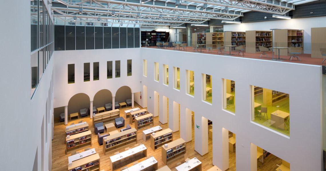 Rozbudowa i modernizacja Biblioteki Publicznej m.st. Warszawy