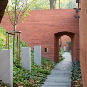 architektura użyteczności publicznej - obiekt publiczny, I nagroda, Muzeum Katyńskie, część Cytadeli Warszawskiej