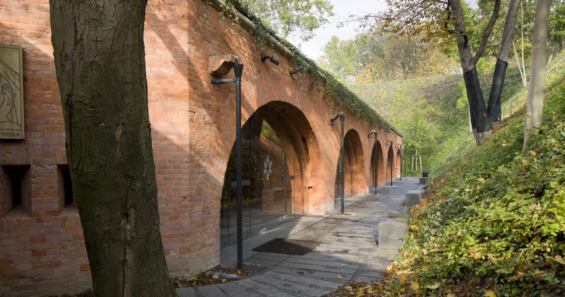 Muzeum Katyńskie, część Cytadeli Warszawskiej