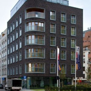 Budynek mieszkalny – Port Praski