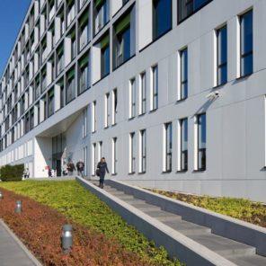 Szpital Pediatryczny Warszawskiego Uniwersytetu Medycznego