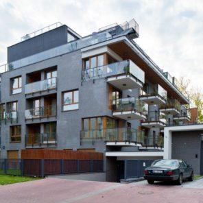 Walewska Residence – budynek jednorodzinny