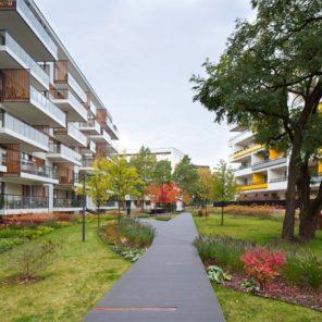 architektura mieszkaniowa – zespół, I nagroda, Żoliborz Artystyczny  III etap