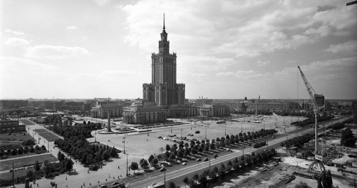 Festiwal budowania miasta Warszawa w Budowie