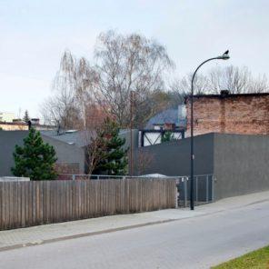 architektura mieszkaniowa - pojedynczy obiekt, III nagroda, Dom z pracownią artysty