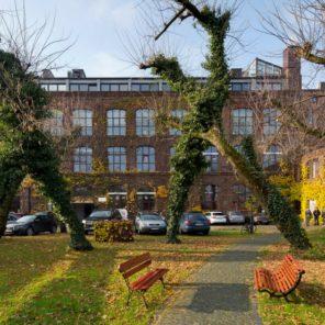 architektura zrewitalizowana, II nagroda, Rewitalizacja Fabryki Koronek na Burakowskiej
