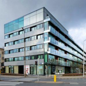 architektura mieszkaniowa - pojedynczy obiekt, II nagroda, Budynek apartamentowy Franciszkańska