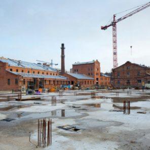 Rewitalizacja Fabryki Wódek Koneser, etap I