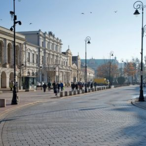 przestrzeń publicznie dostępna, I nagroda, Przebudowa ul. Krakowskie Przedmieście