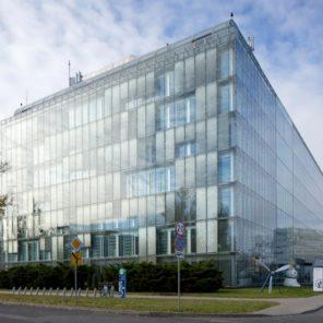 architektura użyteczności publicznej - obiekt komercyjny, III nagroda, Budynek biurowy PLL LOT
