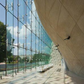 architektura użyteczności publicznej - obiekt publiczny, II nagroda, Muzeum Historii Żydów Polskich POLIN