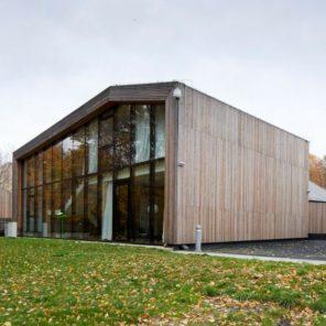 architektura użyteczności publicznej - obiekt publiczny, III nagroda, Służewski Dom Kultury