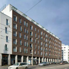 architektura mieszkaniowa – zespół, III nagroda, Zespół budynków wielorodzinnych