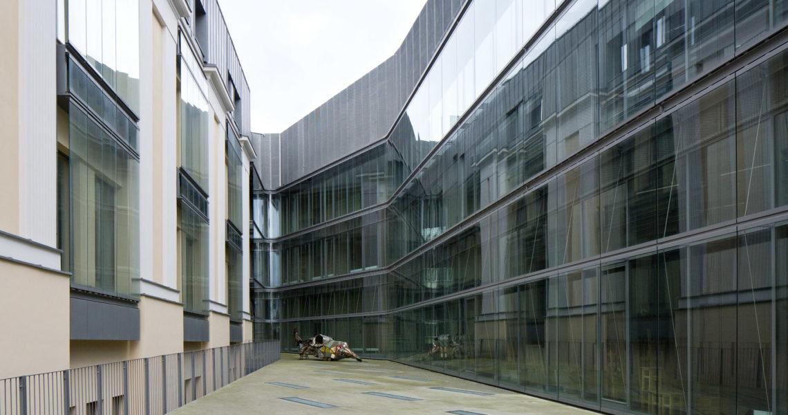Rozbudowa ASP w Warszawie