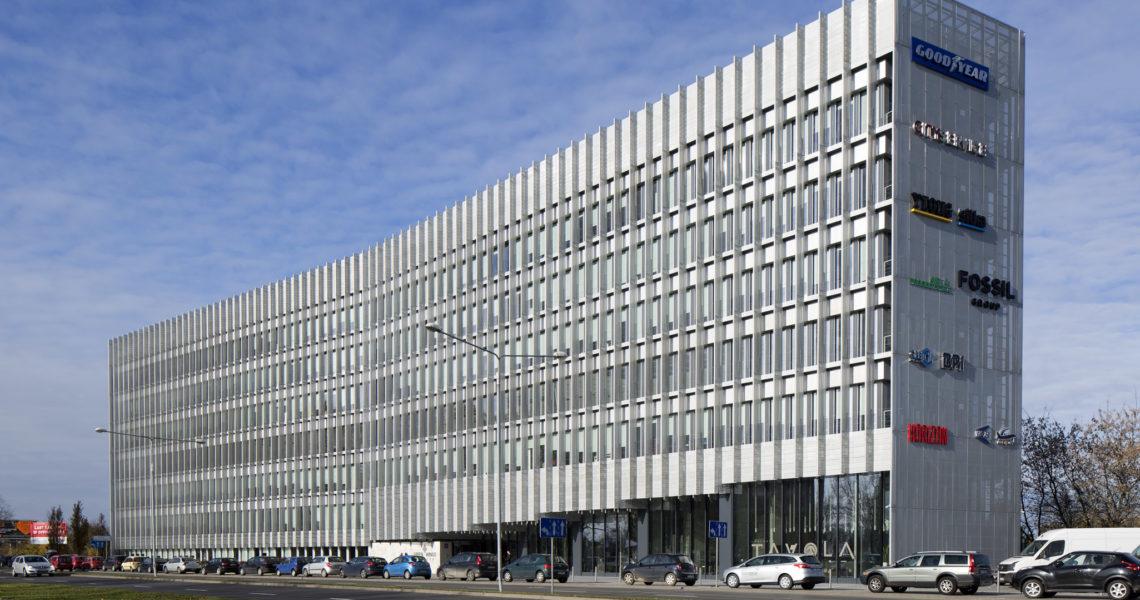 Budynek biurowy Green Wings