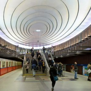 Stacja metra Plac Wilsona