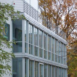 """Budynek biurowy – Siedziba Agencji Reklamowej """"Corporate Profiles"""""""