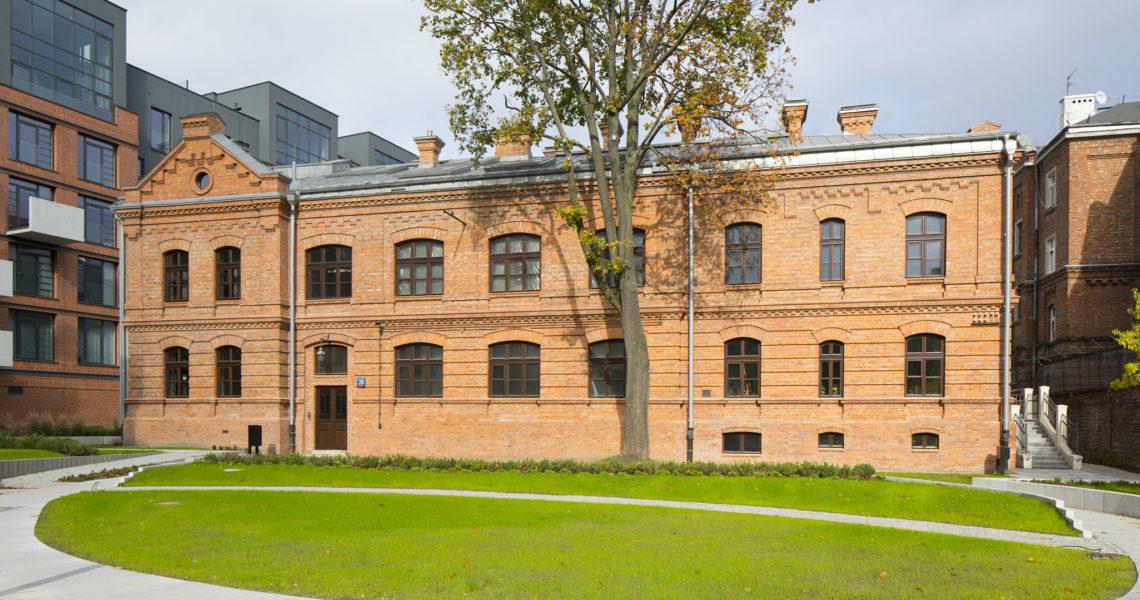 Centrum Praskie Koneser – budynek E4 Mennica