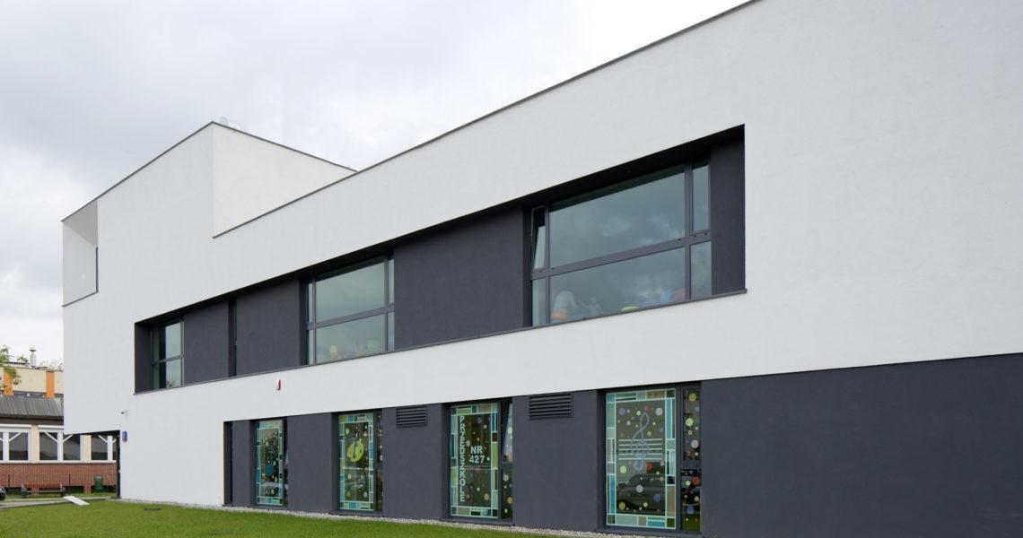 Międzypokoleniowe Centrum Edukacji w Wilanowie z przedszkolem
