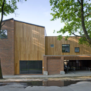 najlepszy budynek użyteczności publicznej, I nagroda, Wydział Rzeźby Akademii Sztuk Pięknych