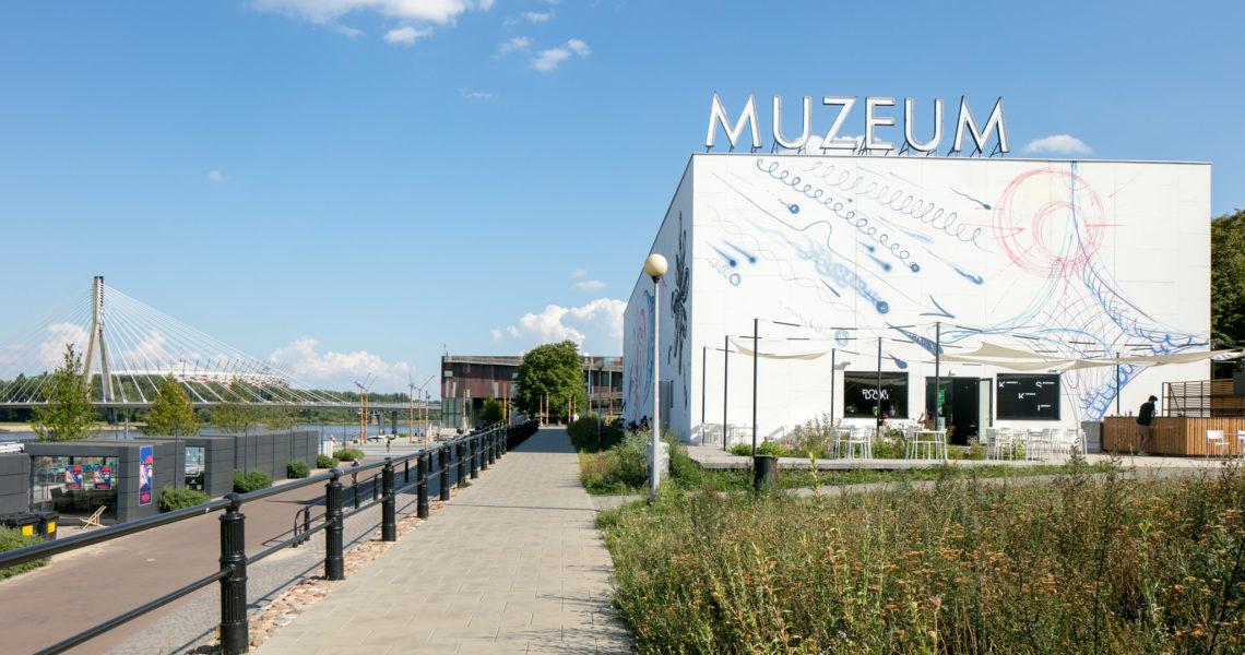 Muzeum Sztuki Nowoczesnej nad Wisłą