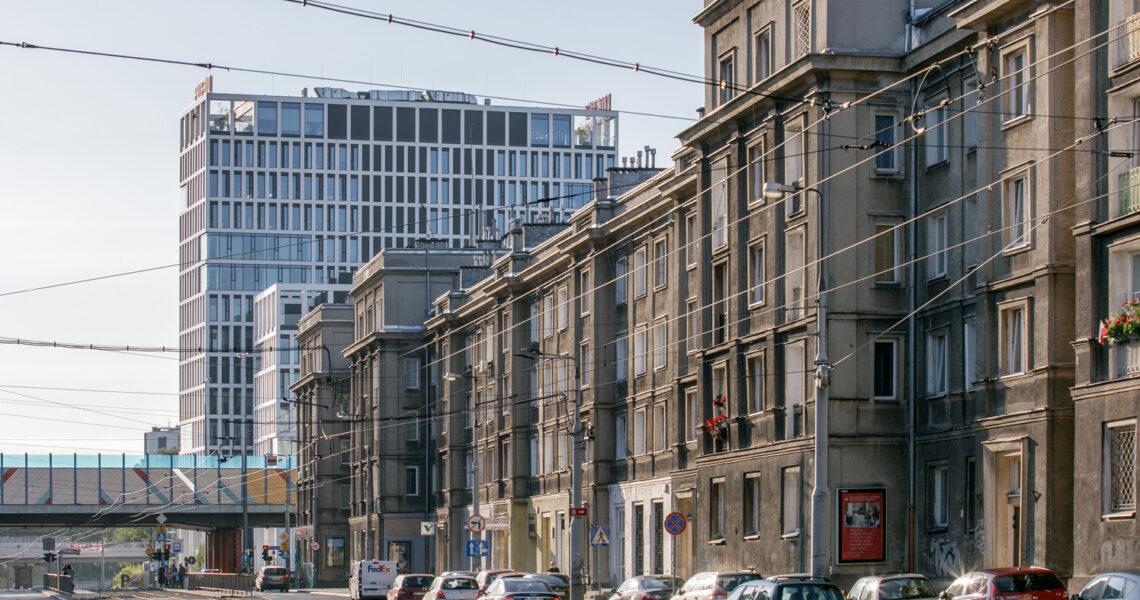 Biurowiec Vector+
