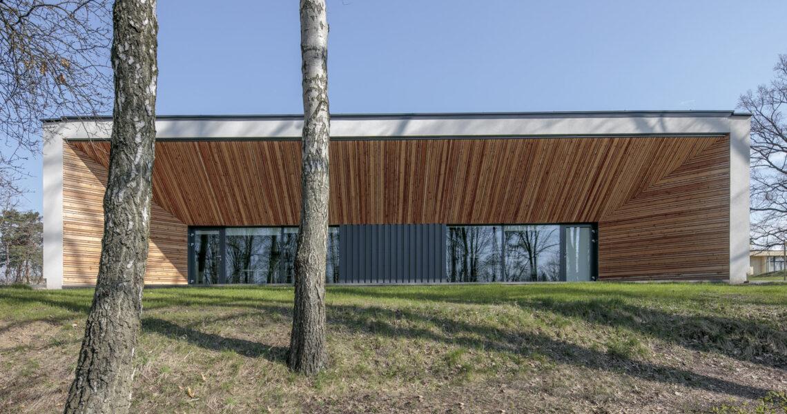 Rozbudowa szkoły nr 174 z oddziałami integracyjnymi w Wesołej